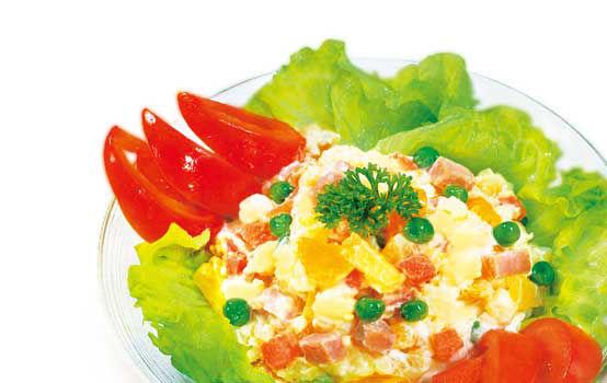 水果土豆沙拉