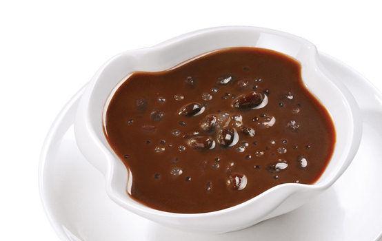 西米红豆沙(热)
