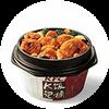 C3 川辣泡椒鸡块饭 2019年2月凭肯德基优惠券21.5元