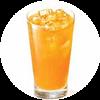 C16 九珍果汁 2017年10月凭肯德基优惠券9.5元