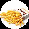 C5 薯条(中) 2017年3月凭肯德基优惠券8.5元