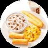 E15 北京杭州早餐 新升级中式全餐+醇豆浆(热) 2017年10月凭肯德基优惠券20元